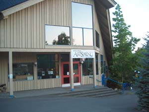ArtSpring, Salt Spring Island's performing arts centre