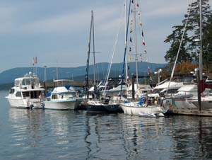 Gulf Islands Marinas