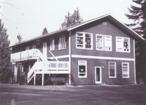 Salt Spring Centre School