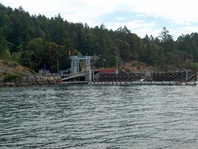 Pender Island Ferry Terminal