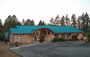 Indoor Pool Centre, Salt Spring Island
