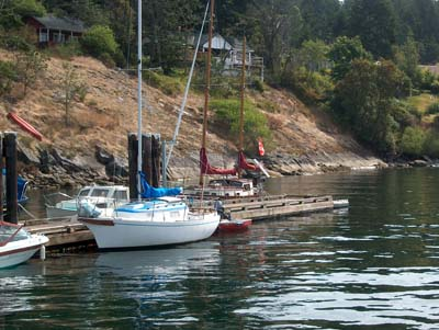 Port Washington, Pender Island