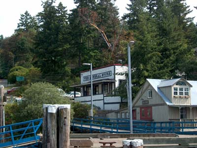 Port Wortwashington, Pender Island